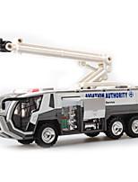 Недорогие -Игрушечные машинки Пожарная машина Транспорт Вид на город / Cool / утонченный Металл Все Для подростков Подарок 1 pcs