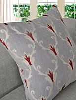 cheap -1 pcs Brocade / Polyester Pillow, Pattern Simple