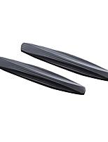 cheap -0.45 m Car Bumper Strip for Car Front Bumper / Car Rear Bumper External Common Carbon Fiber For Lincoln 2017 MKZ / MKC / MKX