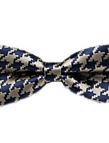 cheap -Unisex Party / Basic Bow Tie - Color Block / Houndstooth Bow