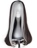 Недорогие -Косплэй парики Косплей Косплей Аниме Косплэй парики 177.8 cm См Термостойкое волокно Все