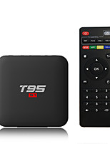 economico -PULIERDE T95S1-1 TV Box Android 7.1 TV Box Amlogic S905W 2GB RAM 16GB ROM Quad Core