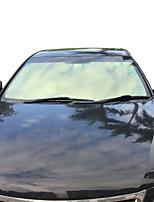abordables -Vert Autocollant pour auto Business Film pare-brise avant (transmittance> = 70%) Film de voiture