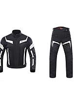 Недорогие -DUHAN 185 Одежда для мотоциклов Комплект брюкforМуж. Полиэстер Лето Износостойкий / Защита от удара / Дышащий