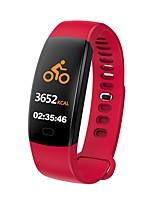 Недорогие -bozhuo f64hr унисекс smartwatch android ios bluetooth спорт водонепроницаемый монитор сердечного ритма измерение артериального давления сожженный калорий шагомер вызов напоминание сон трекер сидячий