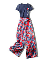 cheap -Miss French Women's Set - Floral Pant