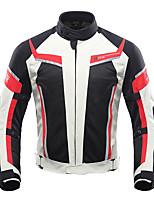 baratos -DUHAN 185 Roupa da motocicleta JaquetaforHomens Poliéster Verão Impermeável / Resistente ao Desgaste / Antichoque