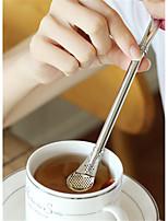 Недорогие -На каждый день Нержавеющая сталь Чайная ложечка, 1шт