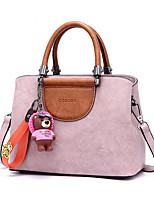 cheap -Women's Bags PU(Polyurethane) Shoulder Bag Bear Geometric Blue / Black / Purple
