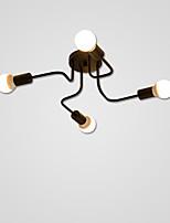 baratos -4-luz Montagem do Fluxo Luz Ambiente 110-120V / 220-240V Lâmpada Não Incluída