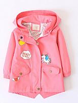 economico -Bambino Da ragazza Con stampe Manica lunga Completo e giacca