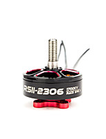 Недорогие -EMAX RSII 2306 Race Spec - Brushless Motor 1 шт. FPV Компоненты RC Quadcopters RC Quadcopters Алюминиевый сплав