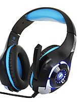 cheap -KOTION EACH GM-1 Headband Wired Headphones Earphone ABS+PC Gaming Earphone with Microphone / with Volume Control Headset