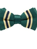 cheap -Unisex Party / Basic Bow Tie - Striped / Print / Color Block Bow