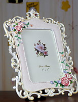 cheap -European Style Plastic Mirror Polished Picture Frames, 1pc