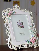 Недорогие -Европейский стиль пластик Зеркальное Рамки для картин, 1шт