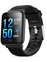 cheap -Smartwatch q9 for iOS / Android Heart Rate Monitor / Waterproof / Blood Pressure Measurement / Calories Burned / Long Standby Pedometer / Call Reminder / Activity Tracker / Sleep Tracker / Sedentary
