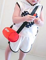 Недорогие -малыш Девочки Геометрический принт / Контрастных цветов Без рукавов Набор одежды
