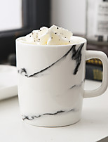 cheap -Drinkware Porcelain Tea Cup / Coffee Mug / Mug Heat-Insulated / Boyfriend Gift / Girlfriend Gift 1 pcs