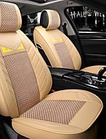 Недорогие -ODEER Чехлы на автокресла Чехлы для сидений Бежевый текстильный Общий for Универсальный Все года Все модели