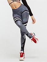 cheap -Women's Going out Sporty Legging - Color Block High Waist