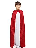 cheap -Missionary Outfits Boys' Halloween / Carnival / Children's Day Festival / Holiday Halloween Costumes White Solid Colored / Halloween Halloween