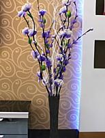 Недорогие -Искусственные Цветы 1 Филиал Классический Модерн / Простой стиль Вечные цветы / Ваза Букеты на пол