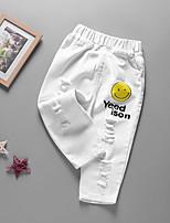 economico -Bambino / Bambino (1-4 anni) Da ragazza Tinta unita Pantaloni