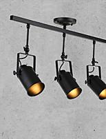 Недорогие -3-Light Прожектор Потолочный светильник 110-120Вольт / 220-240Вольт Лампочки не включены