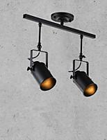 Недорогие -2-Light Прожектор Потолочный светильник 110-120Вольт / 220-240Вольт Лампочки не включены