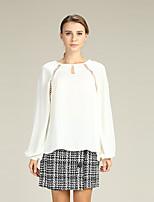 Недорогие -Жен. Блуза Активный Однотонный