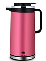 cheap -Electric Kettles Portable / Cool Stainless Steel Water Ovens 220-240 V 1000 W Kitchen Appliance