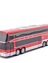 abordables -Petites Voiture Bus Véhicules Design nouveau Métal Tous Enfant Cadeau 1 pcs