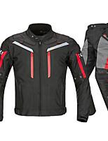 """Недорогие -RidingTribe JK-40 Одежда для мотоциклов Комплект брюкforМуж. Ткань """"Оксфорд"""" / Нейлон / Полиэстер Лето Износостойкий / Водонепроницаемый / Защита"""