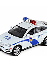 cheap -Toy Car Police car Car New Design Metal Alloy All Child's / Teenager Gift 1 pcs