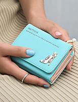 cheap -Women's Bags PU(Polyurethane) Wallet Embossed Blue / Green