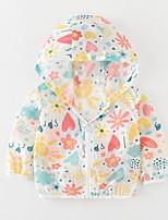 cheap -Toddler Girls' Print Long Sleeve Suit & Blazer