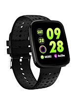 cheap -Smart Bracelet YY-CPV6 for Android 4.3 and above / iOS 7 and above Touch Screen / Heart Rate Monitor / Calories Burned Pedometer / Activity Tracker / Sleep Tracker