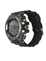 abordables -Reloj elegante D-Watch para iOS / Android Impermeable / Calorías Quemadas / Standby Largo / Creativo / Nuevo diseño Reloj Cronómetro / Podómetro / Recordatorio de Llamadas / Seguimiento de Actividad