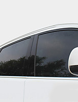 cheap -Black Car Stickers Business Moderate Concealment(Transmittance21-35%) Car Film