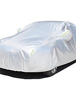 economico -Coppa larga Coperture per auto Tessuto Oxford / Pellicola di alluminio Riflessivo / Barra di avviso For Buick Concepire Tutti gli anni For Per tutte le stagioni