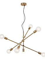 cheap -Ecolight™ 6-Light Sputnik / Novelty Chandelier Ambient Light - New Design, Creative, Adjustable, 110-120V / 220-240V Bulb Not Included