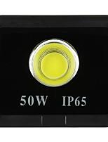 Недорогие -1шт 50 W LED прожекторы Водонепроницаемый / Декоративная Тёплый белый / Холодный белый 85-265 V Уличное освещение / двор / Сад