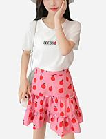 cheap -Women's Polo - Fruit Skirt