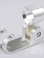 baratos -Ganchos Ajustável Comum / Moderno / Contemporâneo Alumínio 1pç - Ferramentas acessórios de chuveiro