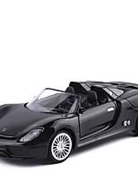 Недорогие -Игрушечные машинки внедорожник Автомобиль Вид на город / утонченный Металл Все Детские / Для подростков Подарок 1 pcs