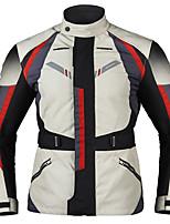 """Недорогие -DUHAN D-206 Одежда для мотоциклов ЖакетforМуж. Ткань """"Оксфорд"""" / Полиэфир / полиамид Все сезоны Износостойкий / Водонепроницаемый / Защита"""