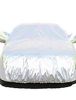economico -Coppa larga Coperture per auto Cotone / Pellicola di alluminio Riflessivo / Barra di avviso For Mercedes-Benz GLA200 Tutti gli anni For Per tutte le stagioni