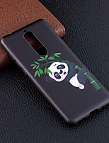 cheap -Case For Nokia Nokia 5.1 / Nokia 3.1 Pattern Back Cover Panda Soft TPU for Nokia 8 / Nokia 6 / Nokia 5