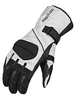 cheap -MOTOBOY Full Finger Unisex Motorcycle Gloves Oxford Cloth / Leather / Cotton Waterproof / Keep Warm / Wearproof